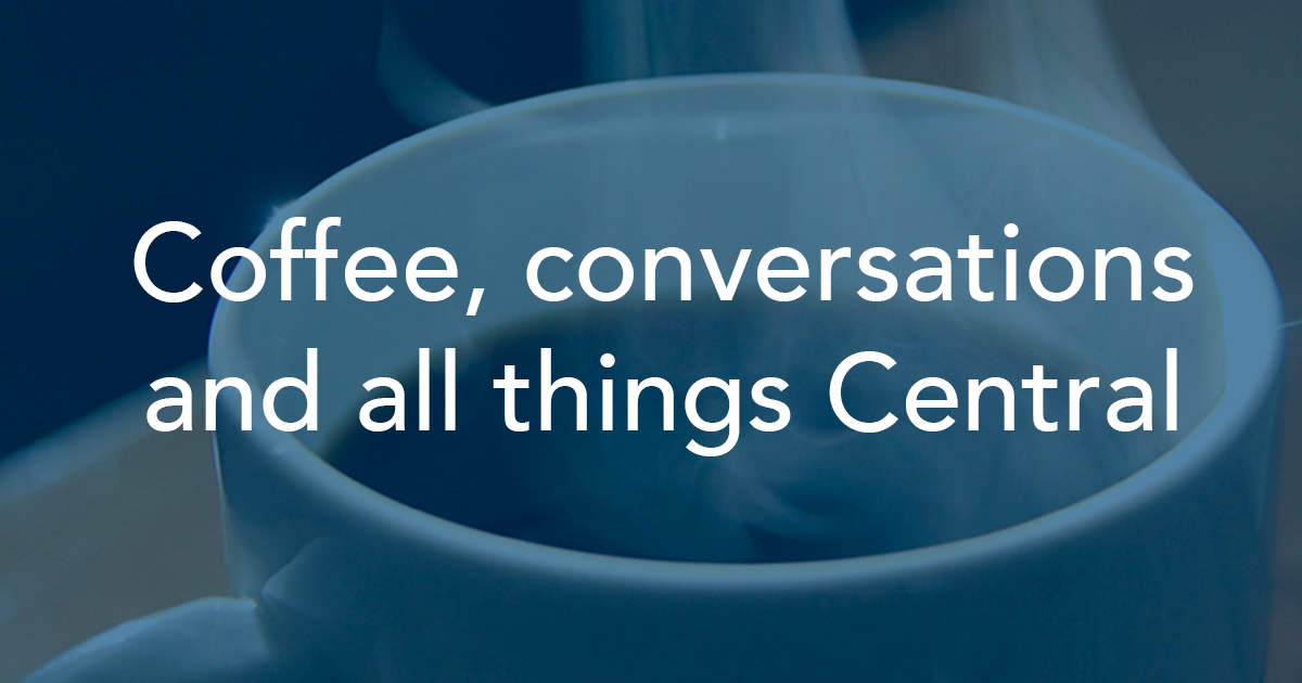 Coffee Conversations Central
