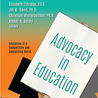 Advocacy in Education book cover_