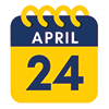 Date Icon March 30