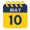 May 10