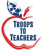 Logo 2 Troops to Teachers